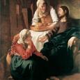Texte biblique : Luc 10, 38-42 Marthe et Marie sont deux soeurs. Selon Jean, elles habitent Béthanie, à quelques kilomètres de Jérusalem, sur la pente orientale du mont des oliviers, […]