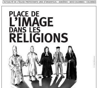«Ensemble», le journal de l'Église Protestante Unie d'Argenteuil, Asnières, Bois-Colombes et Colombes. Ensemble N° 18 La place de l'image dans les religions Voici le dix huitième numéro du journal «ENSEMBLE». […]