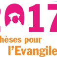 L'Eglise protestante unie de France a inauguré le samedi 11 octobre 2014 le lancement des manifestations à l'occasion des 500 ans de la Réforme. intitulée :2017: nos thèses pour l'évangile […]