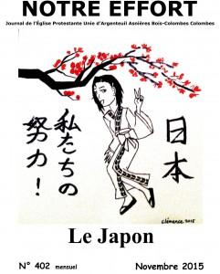 Notre Effort 402 Le Japon