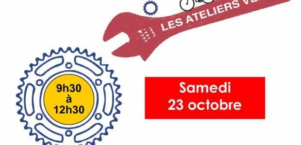 SAMEDI MÉCANIQUE Nous invitons nos amis deBois Colombes à vélo – Mieux se Déplacer à Bicyclettepour un nouvel atelier vélo. C'est l'occasion de venir apprendre à vérifier vos freins, changer […]